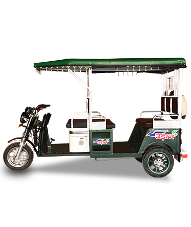 Electric Rickshaw in Ludhiana